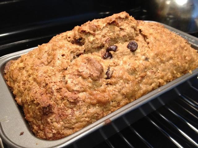 Low Fat Chocolate Chip Zucchini Bread Recipe — Dishmaps