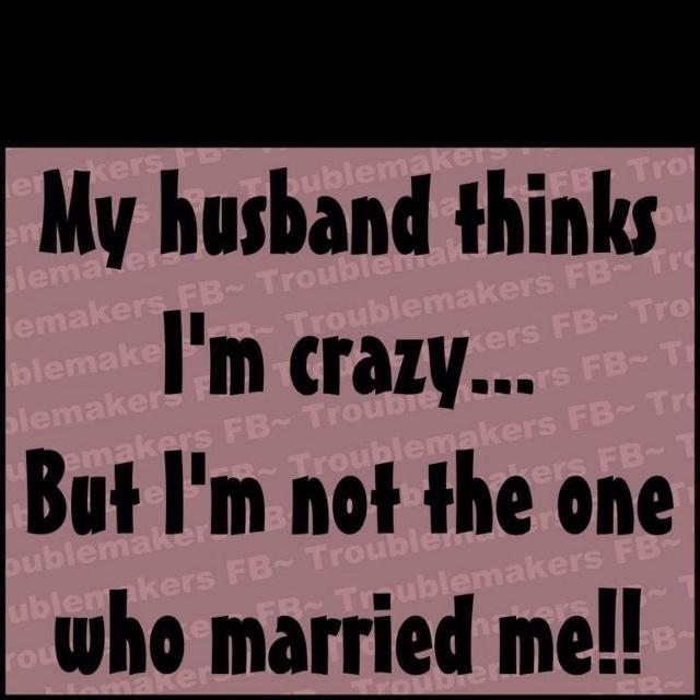 true...that