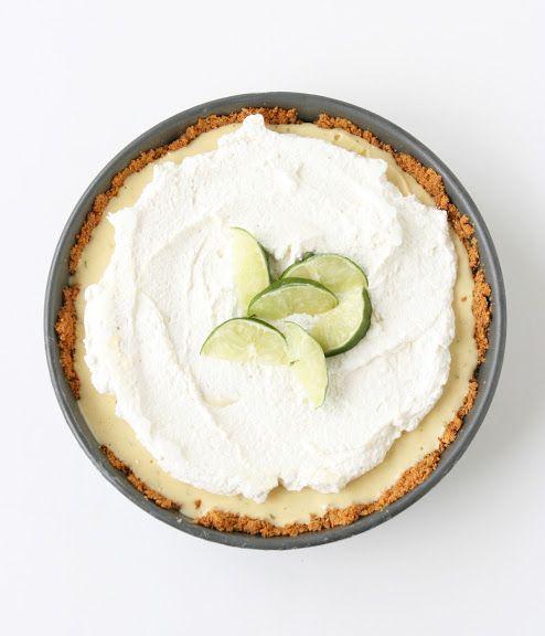 Frozen Key Lime Pie | Entertaining | Pinterest