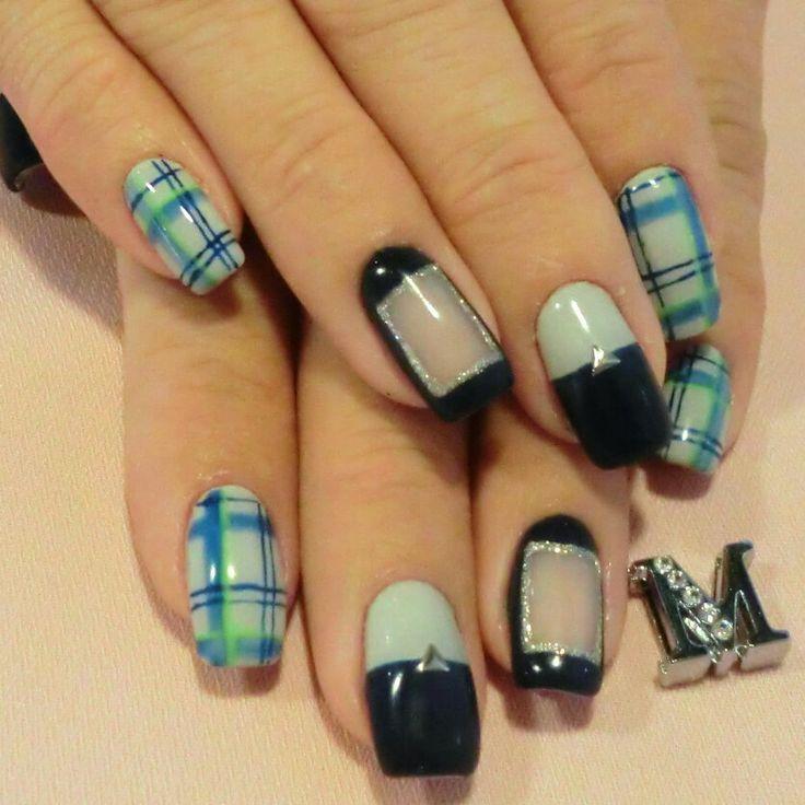 valentine nails art design