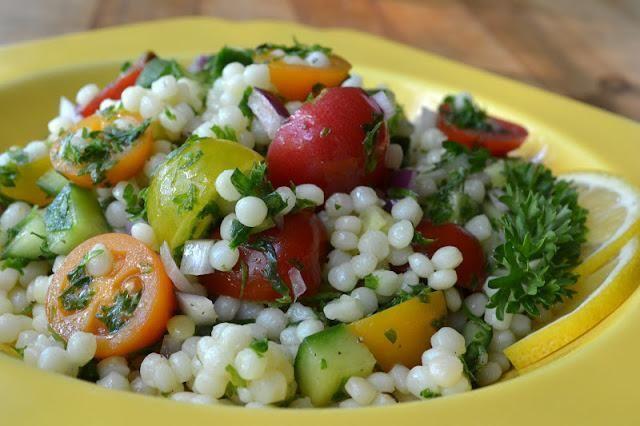 Recipe : Mediterranean Couscous Salad | Recipes | Pinterest