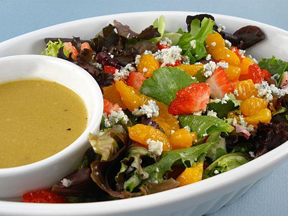 Strawberry & Mandarin Orange Salad | Favorite Recipes | Pinterest