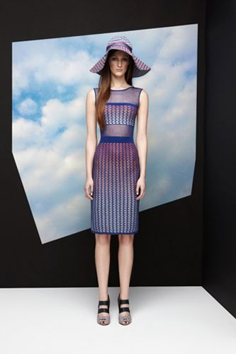 Pattern-Mixing Master Class: See Your Hit List For Missoni Spring '13 ...
