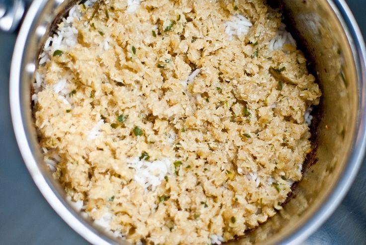 Chicken Coconut Rice - No Recipes