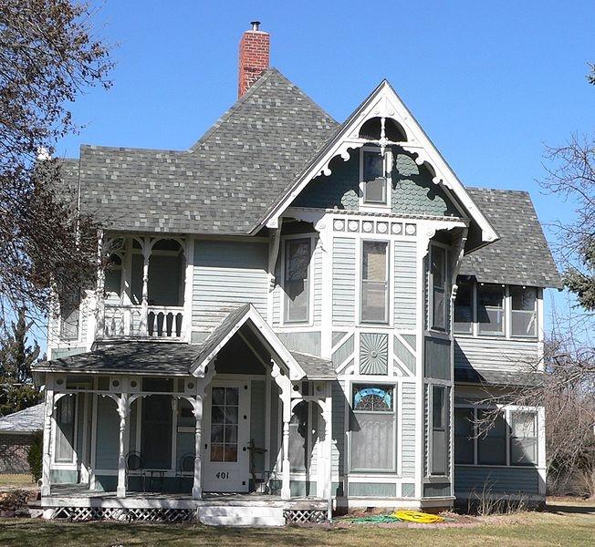 Barber House : ... Webster Olive House in Lexington, NE George F. Barber Houses