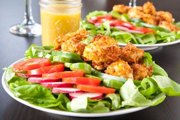 Cheddar Jack Bacon Chicken Salad   Recipe