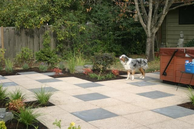Simple landscaping ideas for small backyards with dogs