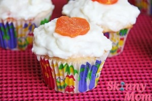 Skinny Tropical Coconut Cupcakes...these will be the best cupcakes you ...