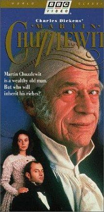 Martin Chuzzlewit  1994  Poster   Movies and TV - Period Pieces   Pin