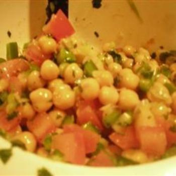 Cumin and Coriander Chickpea Salad   Foodie   Pinterest