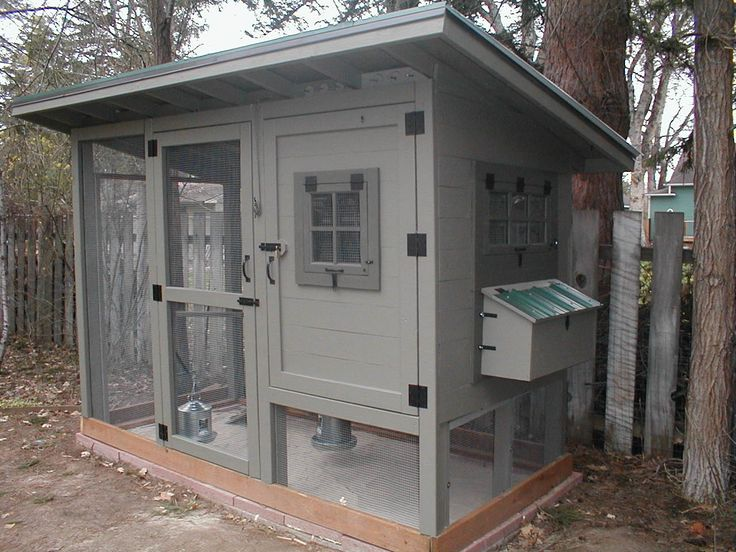 Tanto nyam wichita chicken coop plans for Chicken coop designs for 3 chickens