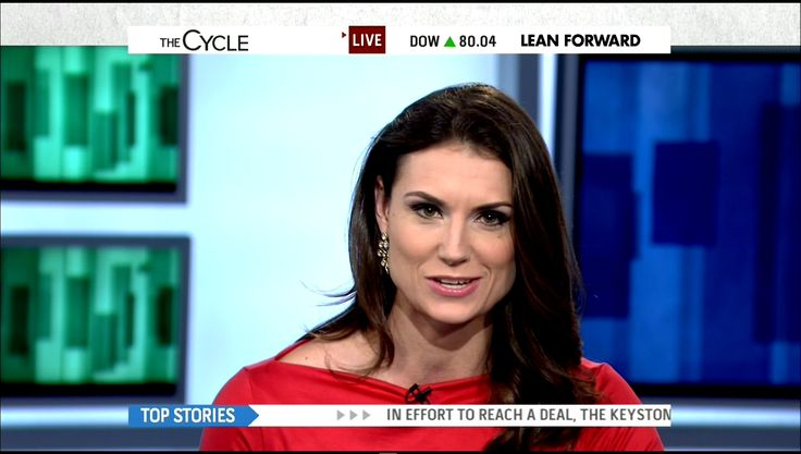 Krystal Ball pictures from gallery Krystal Ball MSNBC 7/12