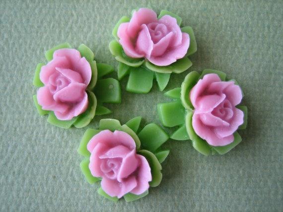 rose petal crafts ideas
