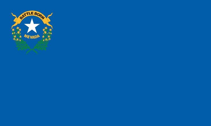 Nevada state flag coloring pages u s flags pinterest for Nevada state flag coloring page