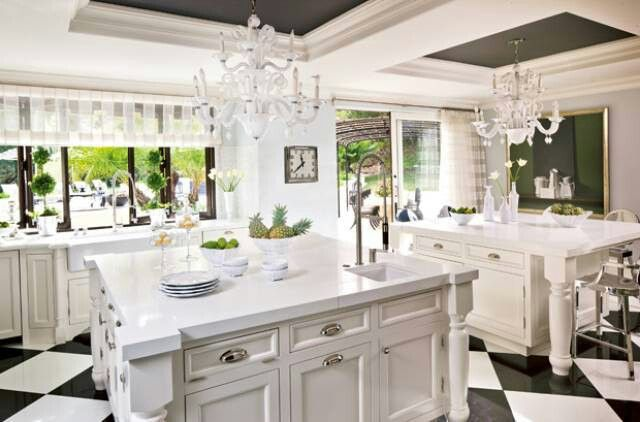 kris jenner 39 s kitchen kitchens pinterest