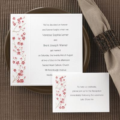 wedding invitations in the shape of a home | Staging your home before ...