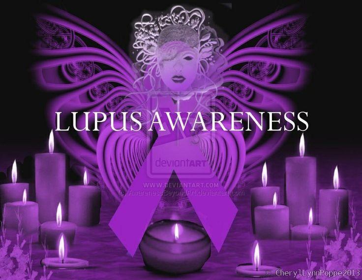 Lupus Awareness | Diamond Butterflies Lupus Foundation | Pinterest
