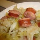 skillet potato skillet polish sausage kraut skillet polish sausage ...