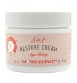 Skin Saver First Aid Beauty 5 in 1 Restore Cream Age Delay overnight-skin-savers