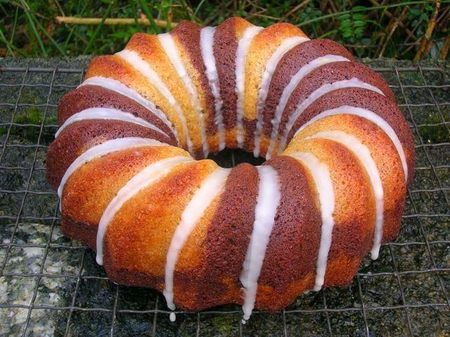 Chocolate Orange Bundt Cake | Chocolate Bakes | Pinterest