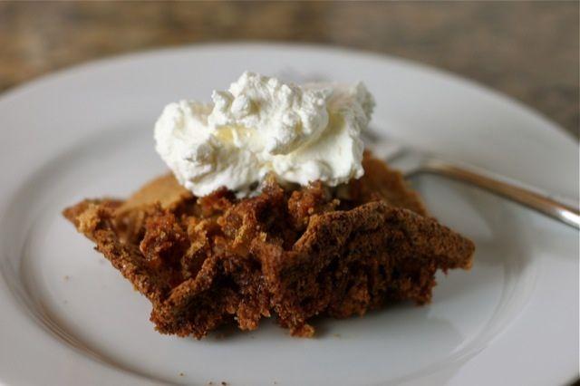 Huguenot Torte | Pudding & Pie | Pinterest
