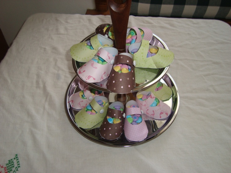 baby shower favor baby shoes my pinterest creations pinterest