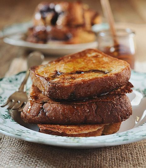 Overnight French Toast | Foodie Delights | Pinterest