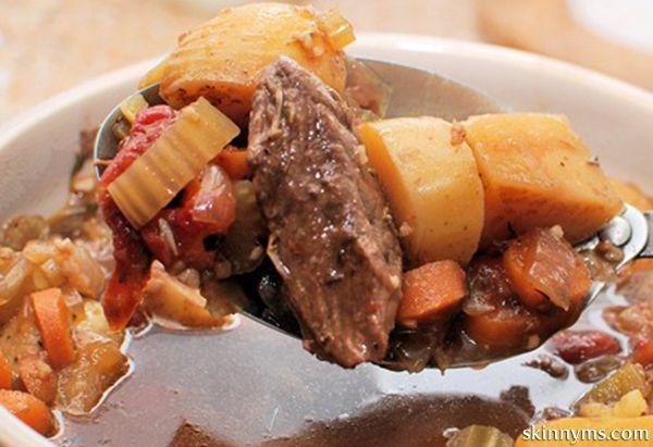 Slow Cooker Beef Stew | Recipe