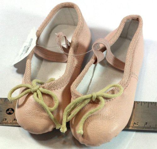 Ballet Slippers Little Girls Ballet Shoes Pink Ballet Shoes Child Size