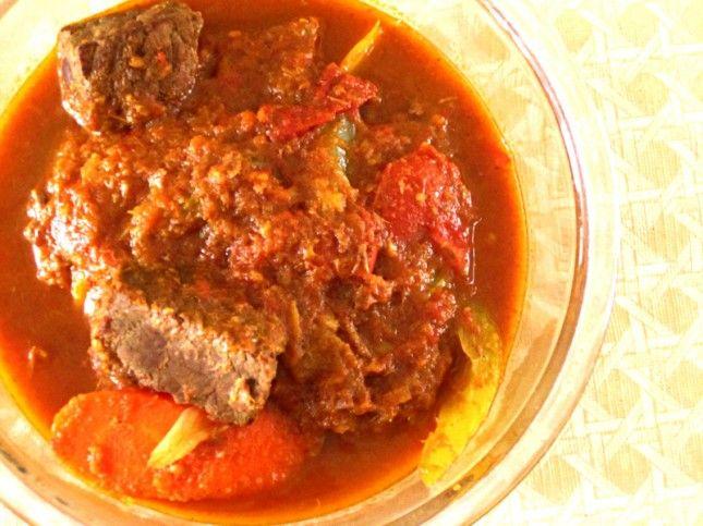 Lemon Grass Tomato Beef Stew | HEALTH AND DIET | Pinterest