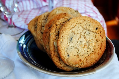 momofuku blueberry and cream cookies   omg yum   Pinterest