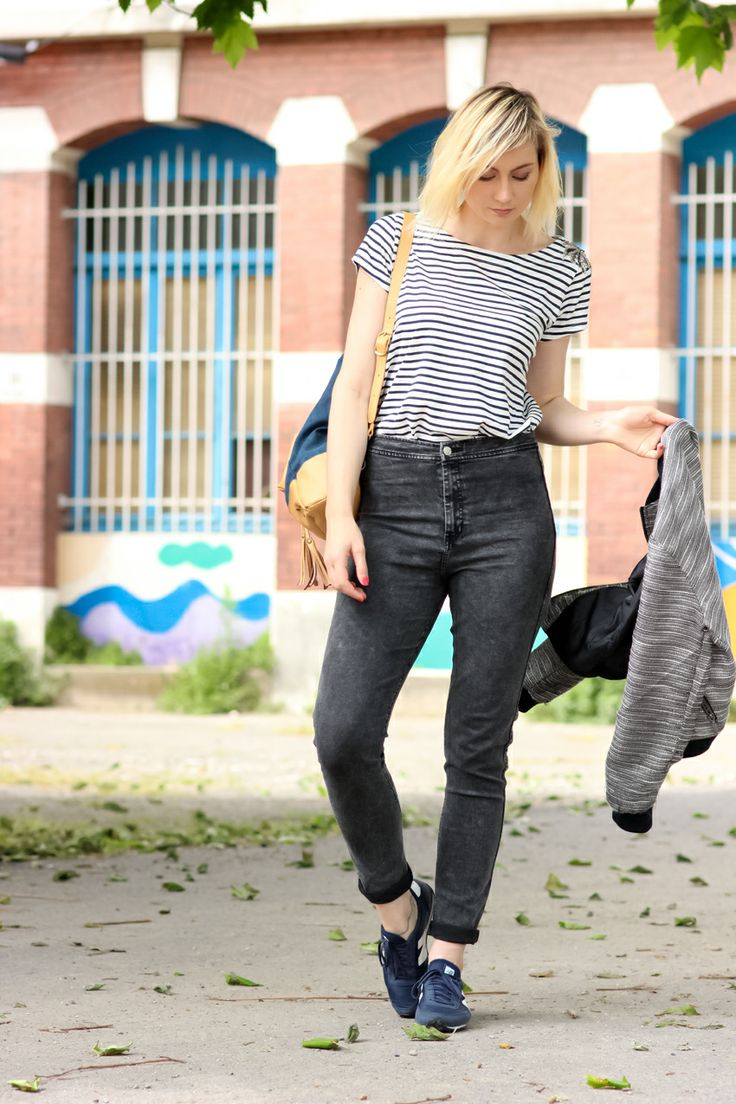 street style mom jeans / frenche fashion blogger Artlex
