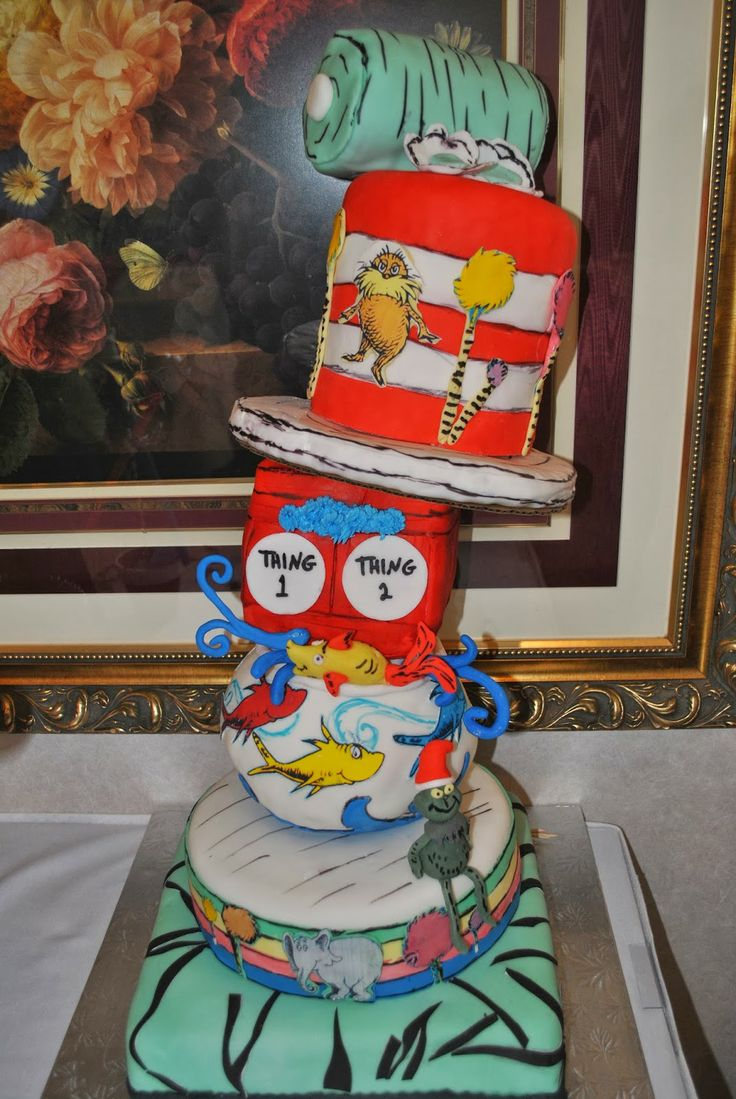 dr seuss cake baby shower dr suess party with ashley 3 pinter