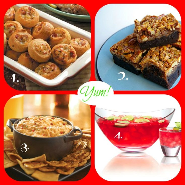 Holiday Christmas Appetizers | Appetizers and Snacks | Pinterest