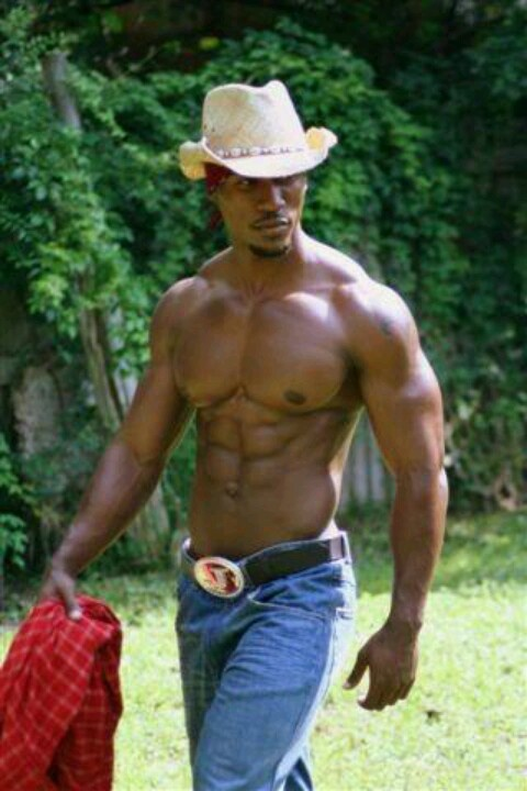 hunks on horses | just b.CAUSE
