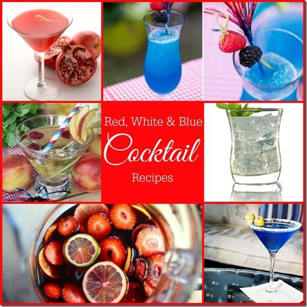 memorial day drink ideas