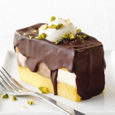 Neapolitan Ice Cream Sandwiches! Enjoy! #Summertime #sweettreats # ...
