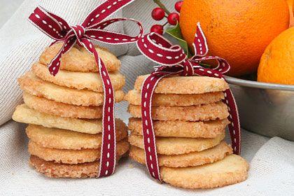 Marzipan christmas cookies deck the halls pinterest