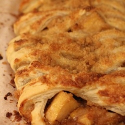 Easy Apple Strudel | Sweet Treats | Pinterest