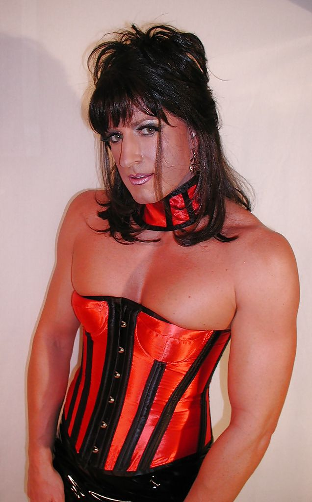 No cross dressing suspicions this Halloween?