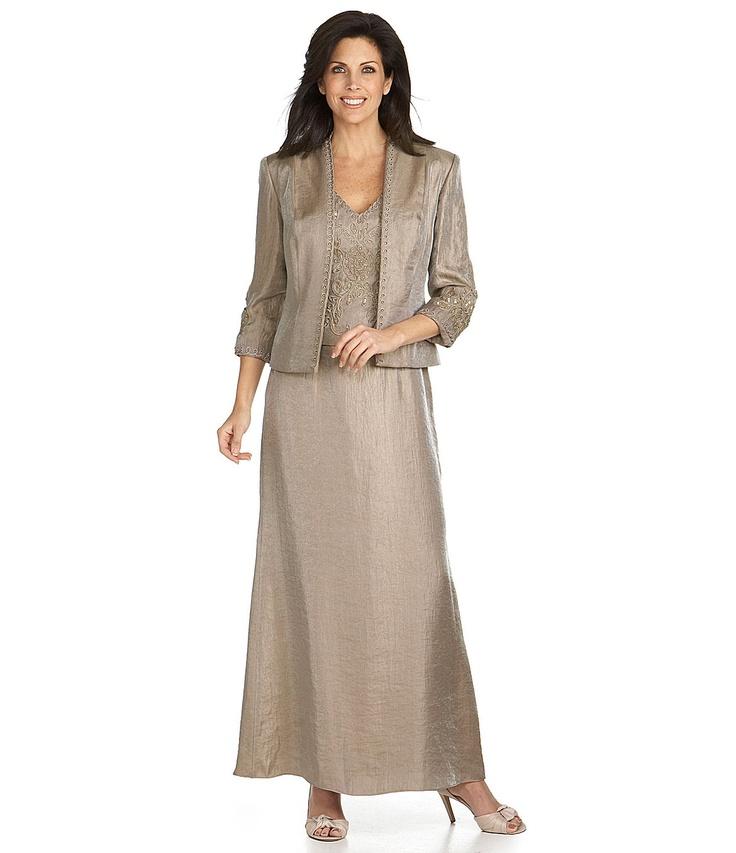 Grandmother Mother Of The Bride Dresses Dillards