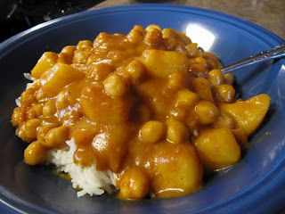 Jules Culinary Creations: Butter Chickpea Curry