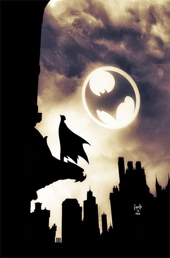 Batman #27 by Greg Capullo