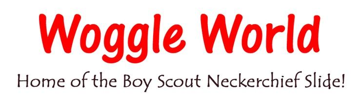scout neckerchief slides | Scout Ideas | Pinterest