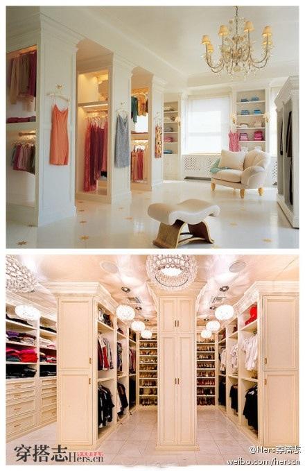 Amazing Walk In Closet I Want My Home Come True