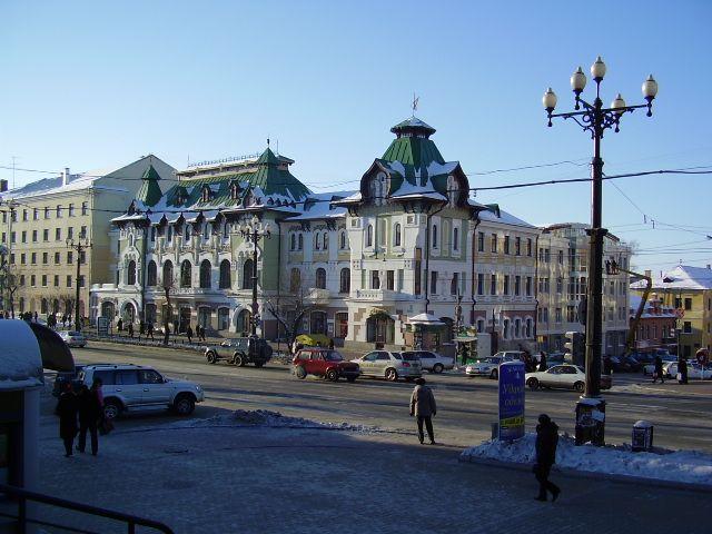 Khabarovsk Russia  city images : Khabarovsk, Russia | Khabarovsk | Pinterest