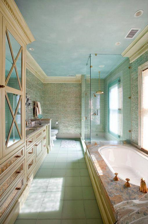 Tropical Bathroom Design Ideas Home Decor Pinterest