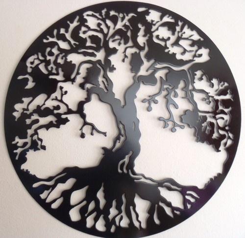 Hobby Lobby Tree Of Life Wall Decor : Pin by carole romines on metal wall decor