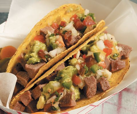 Beef tongue tacos | Mexican Recipes | Pinterest