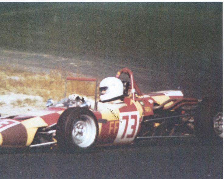 Bill In Formula Ford Dulon A Race Car Named Dangerous